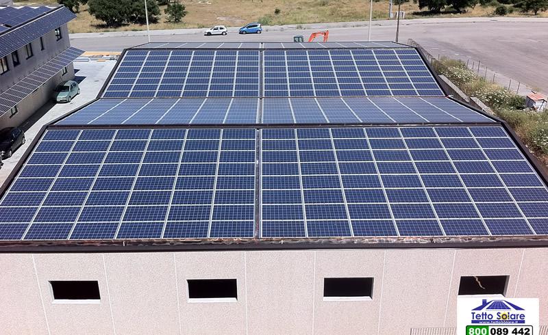 Sede Tetto Solare impianti fotovoltaici in Sardegna a Nuoro
