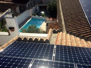 impianto fotovoltaico con accumulo Tesla Powerwall da 6kwh
