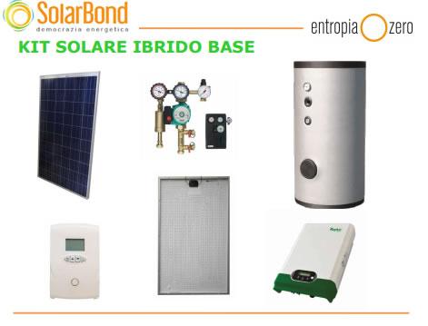 Pannelli Fotovoltaici Raffreddati Ad Acqua.Modulo Solare Ibrido Termofotovoltaico Energia Elettrica E Calore